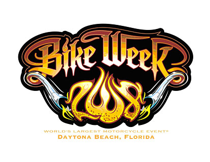 Bike Week 2008 Logo