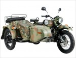 Photo of Ural Gear Up Sidecar Rig